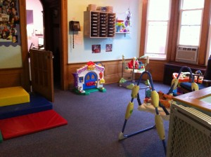 Infant's Room - Tonawanda Center