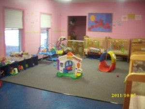 Infant's Room - West Seneca Center