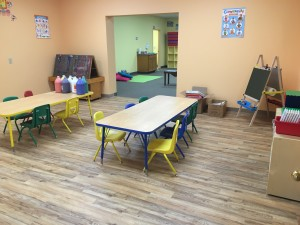 North Tonawanda Preschool Room