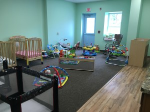 North Tonawanda Infants' Room